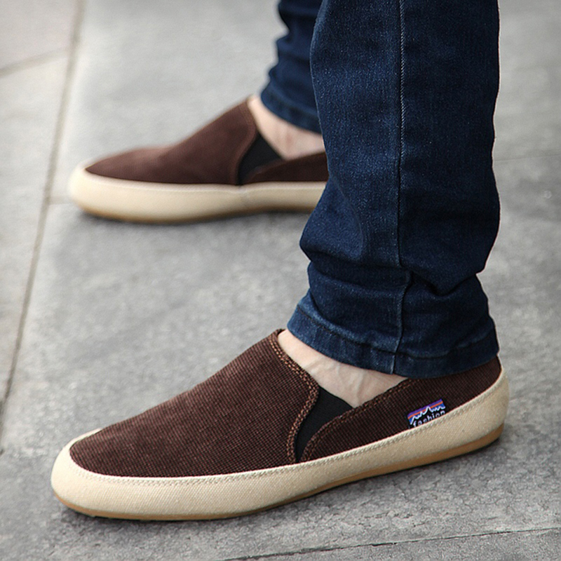 new men casual shoes man spring autumn loafers england