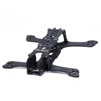 iFlight iH4 4 Inch 173.62mm Wheelbase 4mm Arm Carbon Fiber Frame Kit For RC Models Spare Part DIY Accessories