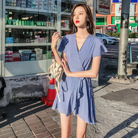 Длинное платье элегантный хлопок и пуговицы сексуальные платья Тонкий Летние платья Для женщин вечерние Повседневное пояса платья Для жен