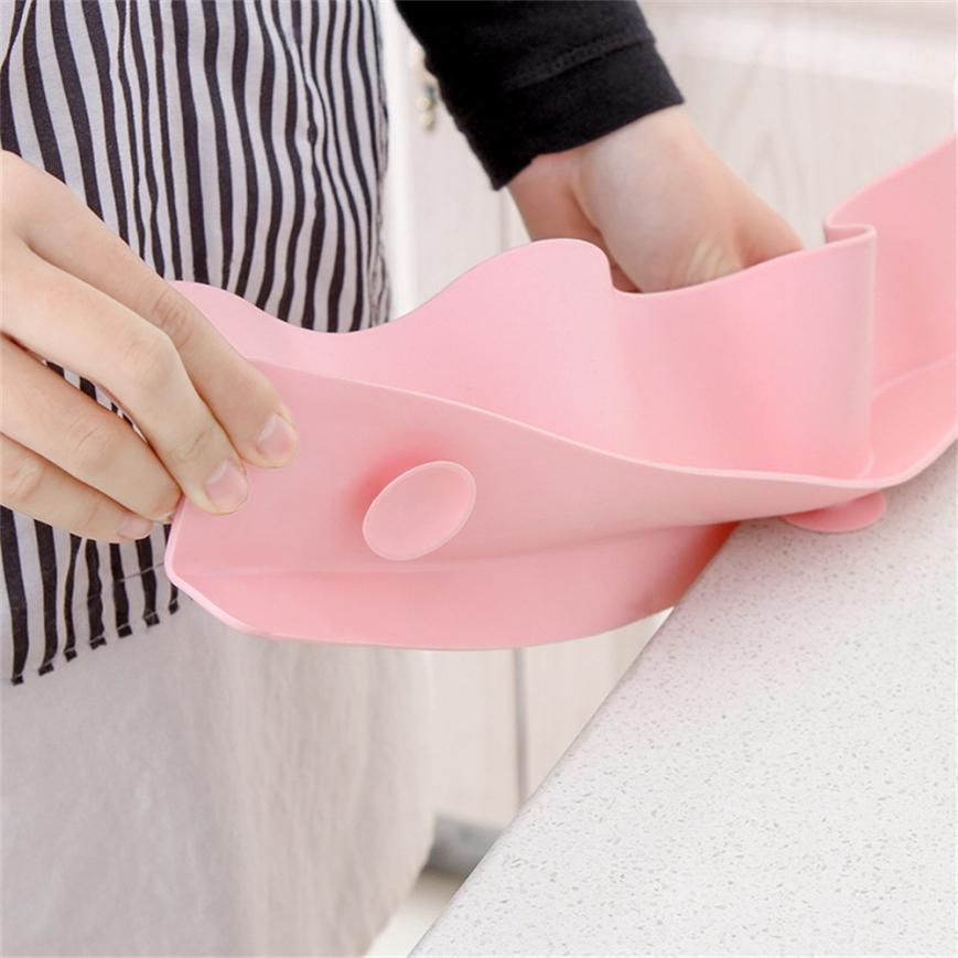 Новинка и высокое качество 1 шт раковина брызговик воды волна брызг воды в кухне перегородка пластины 2sw0817