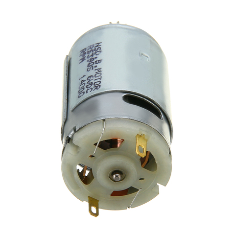 New RS390 Kid Car Motor 6V 14000RPM Electric Motor For Kid Ride On Car Bike Toy Gear Box Motor 70x28mm Lahore
