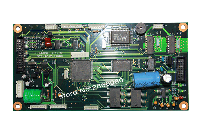 Detail Feedback Questions about Mainboard for DIGI SM 100