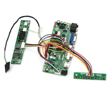 M. NT68676 LCD/LED Controller Driver Board (HDMI + VGA + DVI + Audio) Für LP133WX3-TLA5 N133IGE LVDS Monitor Wiederverwendung Laptop 1280*800