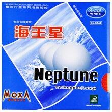YINHE Galaxy Neptune(Pips-long, Defense) Настольный теннис резиновый топлист с/без губки Tenis De Mesa