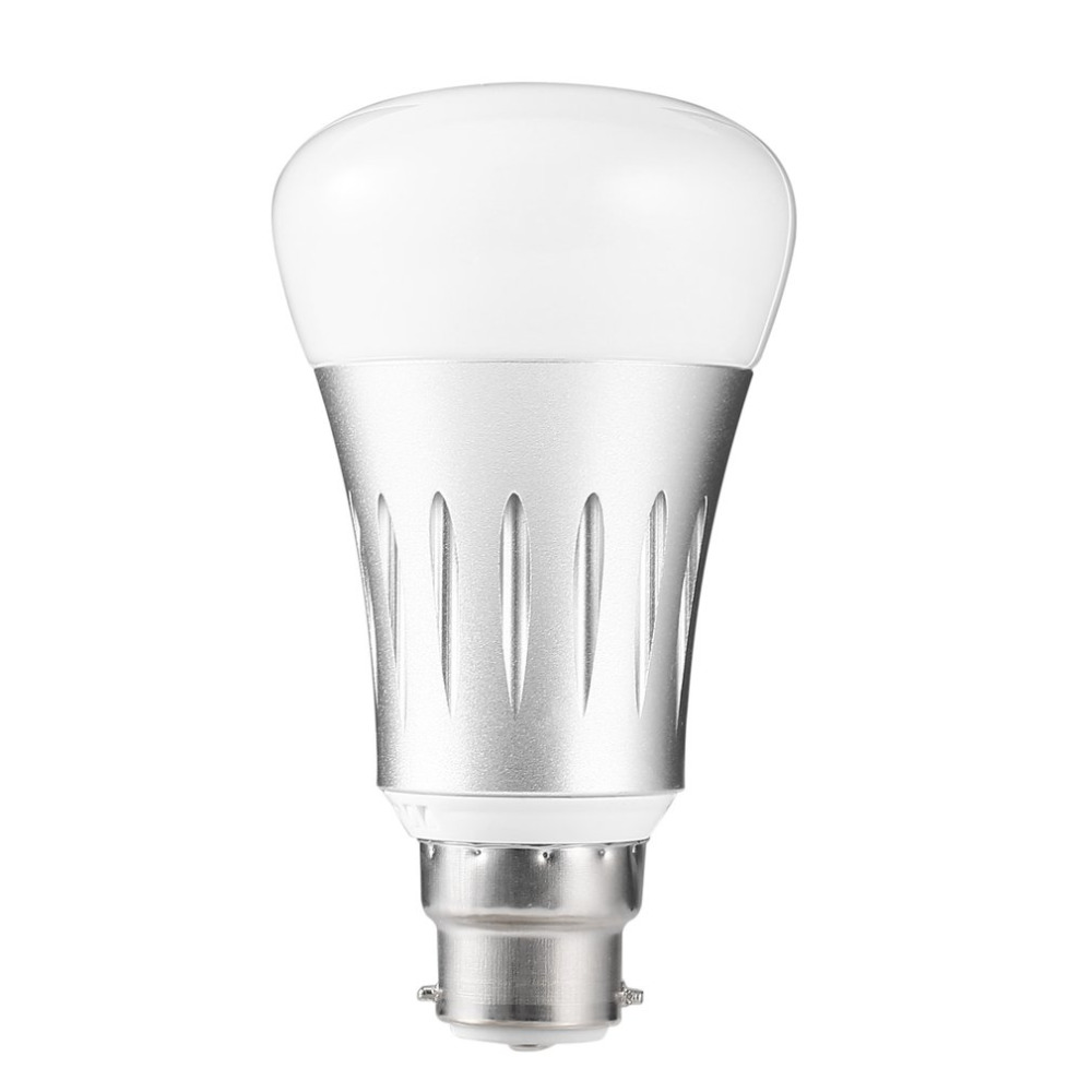 ICOCO Wifi Controlled Smart Bulb E27 Smart Lighting Lamp Lights Smartphone Controlled Daylight & Night Light for Home Decor smart bulb e27 7w led bulb energy saving lamp color changeable smart bulb led lighting for iphone android home bedroom lighitng