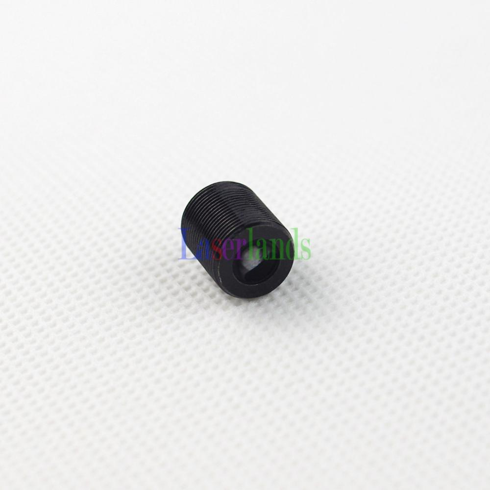 2pcs Focal Lens Laser Collimator Lens Coated Glass for 700-1100nm IR Infrared Laser Diode Module Collimation Collimating