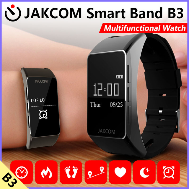Jakcom B3 Smart Band New Product Of Smart Electronics Accessories As For Xiaomi Miband 2 Strap Vector Watch Smartwatch 3 Swr50