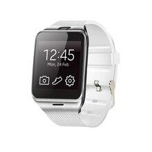GV18 Bluetooth SmartWatch aplus тактовую синхронизацию уведомлений Поддержка sim-карты Смарт часы для Android IOS Reloj inteligente C0