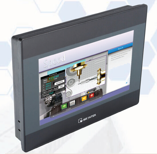 MT6056i : 5.6 inch Weinview Touch Screen HMI MT6056i with programming cable and software , FAST SHIPPING tga63 mt 10 1 inch xinje tga63 mt hmi touch screen new in box fast shipping