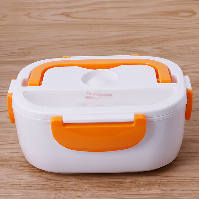 Heated Lunch Food Container