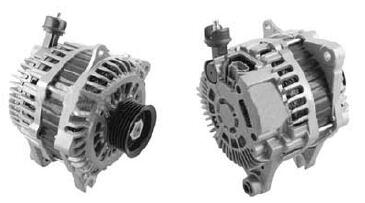 New V A Alternator  Ttae For Ford Edge For Lincoln Mkx For Saab
