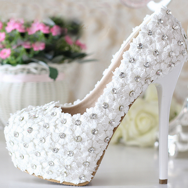 6 Inch Wedding Shoes  PL59 – Advancedmassagebysara a7f480993db9