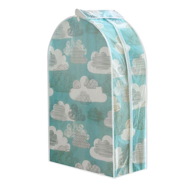 Large Vacuum Bags For Storing Clothes Garment Suit Coat Dust Cover Protector Wardrobe Storage Bag Case