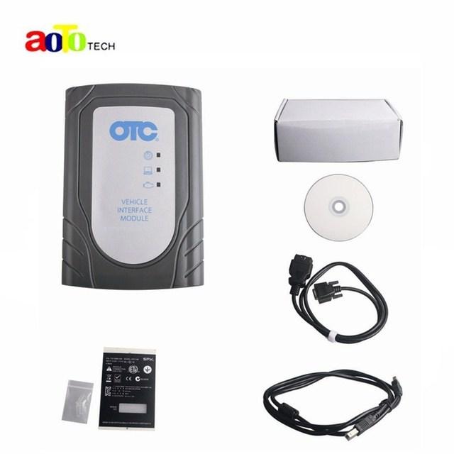 Original Para T-oyota IT3 Techstream Global GTS OTC VIM do Scanner OBD Ferramenta melhor do que-T oyota inteligente tester ii