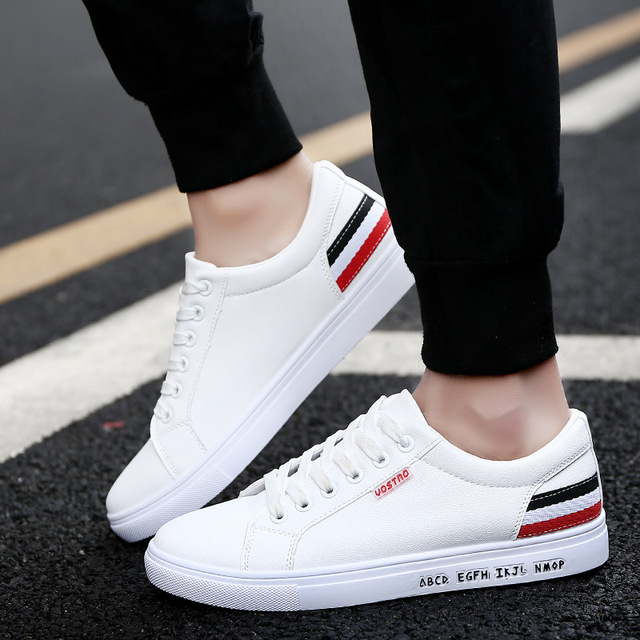 Shoes Weight Men Cool Sport Skateboarding 2018 Canvas Light Sneakers 2WEH9DI