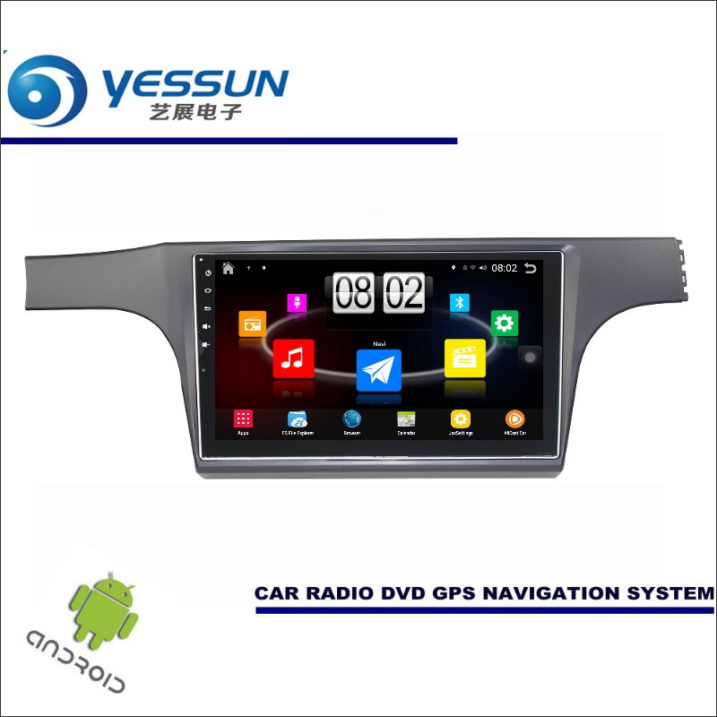 YESSUN Car Android Player Multimedia For Volkswagen VW Lavida Radio Stereo GPS Nav Navi Navigation ( no CD DVD ) 10.1 HD Screen