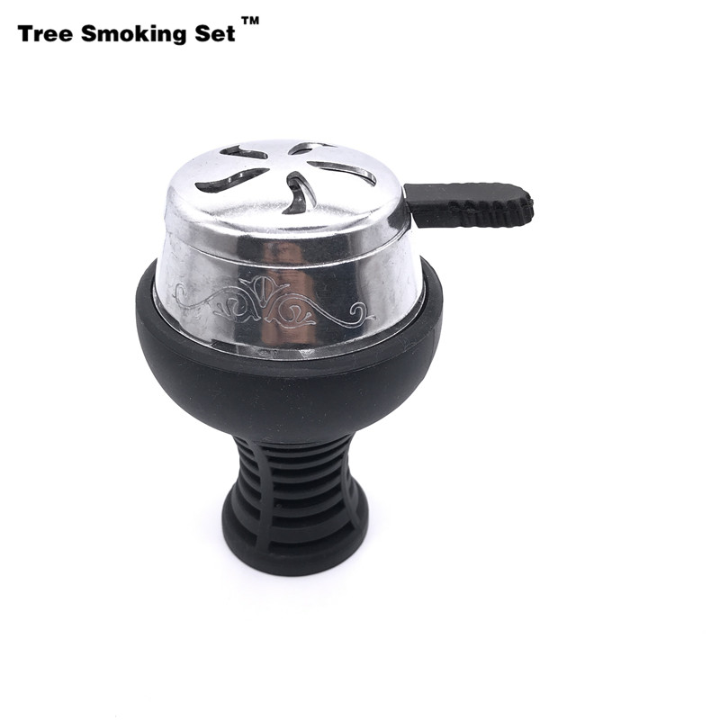 Kaloud Chicha Fakher Hookah Shisha Bowl Narguile Nargile Smoking Pipe Shisha Accessories Cachimba Foyer Water Bong TWAN0388 in Shisha Pipes Accessories from Home Garden