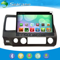 Seicane quad-core Andriod 5.0.1 for 2006-2011 Honda Civic Radio Stereo GPS Navigation with Bluetooth WIFi 10.2 inch Touchscreen