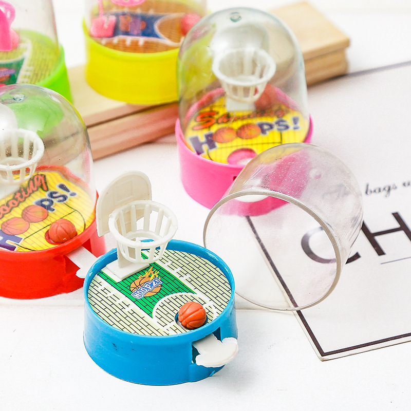 2pcs/lot Developmental Basketball Machine Anti-stress Player Handheld Children Toys Gift Plastic Hot Sale Toys Toys For Kids