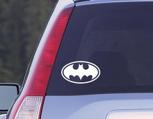 Wall Decal Vinyl Poster Batman Sticker Window Car Decoration PVC Decor WW-54