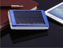 10000 mah Solar energy Power Bank 10000mah solar panel Middle East Charging Battery can sun and usb charing For all phone