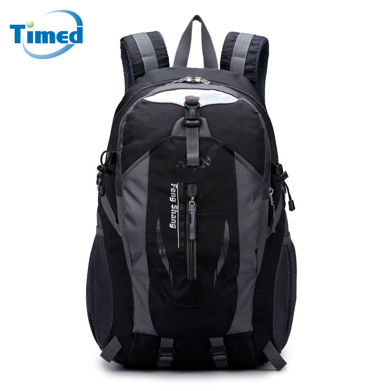 2017 New Women Men s Backpacks Solid Fashion Travel Bag Casual Large Capacity Simple Big Backpack