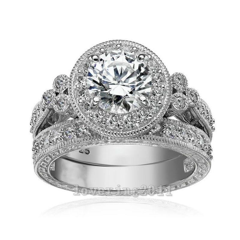 Online Get Cheap Mens Vintage Wedding Rings Aliexpresscom
