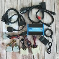 Original FVDI 2014 ABRITES Commander Diagnostic Scanner Odometer Correction Key Programmer Unlimited With 18 Software