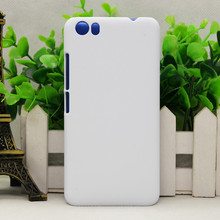 For Micromax Canvas Fire4 A107 3D sublimation case blank white 3D cover 100pcs/Lot