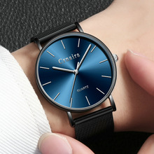 Relogio Masculino Mens Watches Top Brand Luxury Ultra-thin Wrist Watch Men Mesh Steel Male Clock erkek kol saati reloj hombre top brand luxury blue glass watch men watch sport wrist watches men s watch clock relogio masculino reloj hombre erkek kol saati