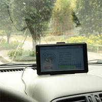 Noyokere abs 7インチ高精細タッチスクリーンカーナビゲーションgpsサポートfm伝