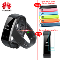 2017 Huawei Sport Band Smart Bracelet Sleep Heart Rate Monitor Fitness Tracker 50m Swim Waterproof Bluetooth