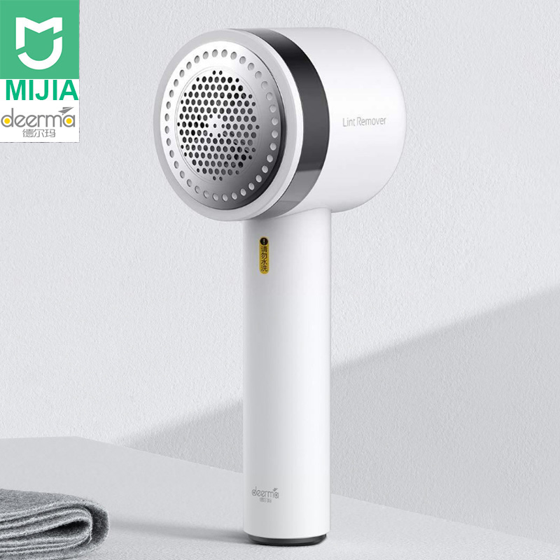 Xiaomi Youpin Deerma Hairball Machine Sweater Agent Portable 7000 R/min Motor Fine Tuning To Hide Hair Sticking Tube