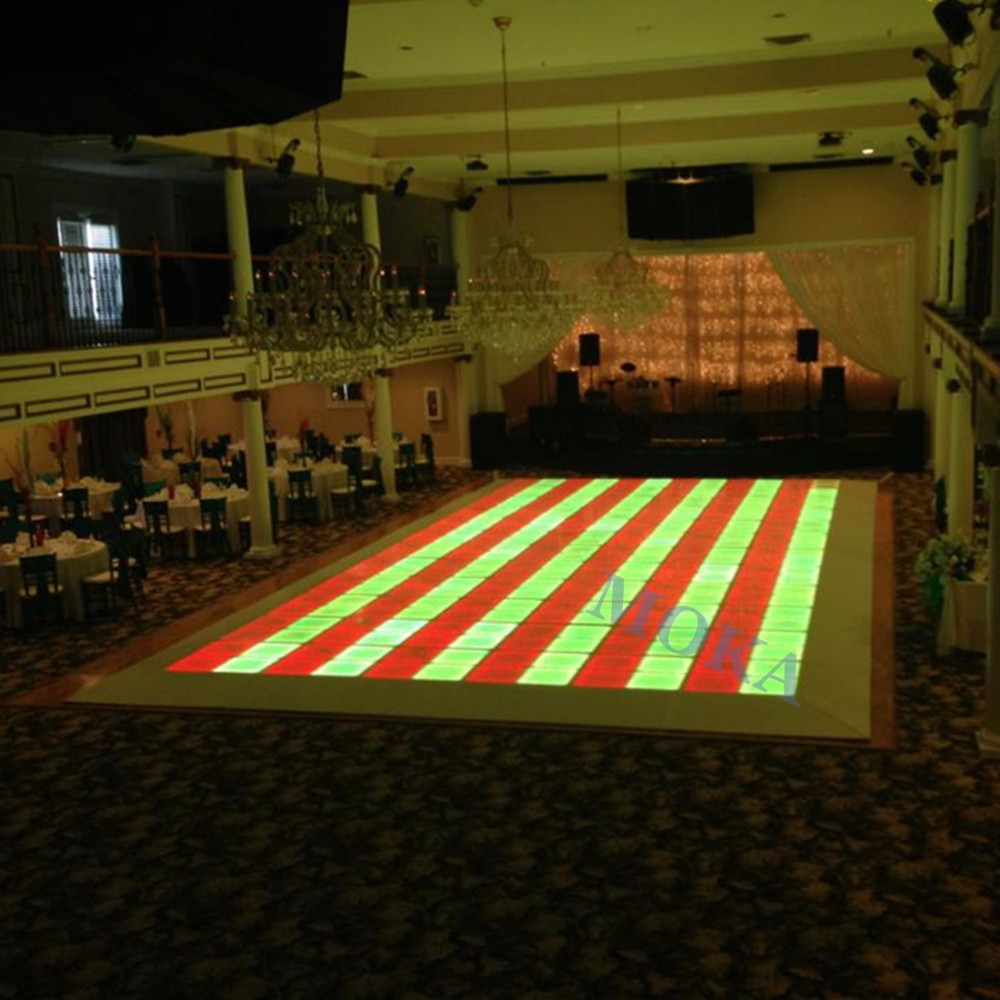 led stage dance floor