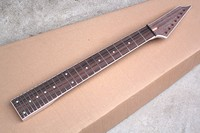 Sale Factory Wholesale custom 24 frets rosewood fretsboard 7 strings electric guitar neck,can be customized free shipping 9155