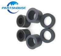 Conjuntos Nova Pickup rolo de freio pneu PA03575-K011 1 PA03575-K013 PA03575-K012 para Fujitsu fi-6800 fi-6400 Separação rolo de borracha