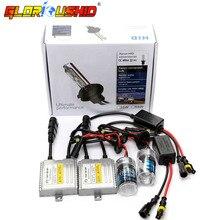One Set 35w Fast bright Xenon HID Bulb KIT H1 H3 H4 H7 H11 9005 9006 881 D2S Hid Lamp 4300K 5000K 6000K 8000K H7 xenon ballast