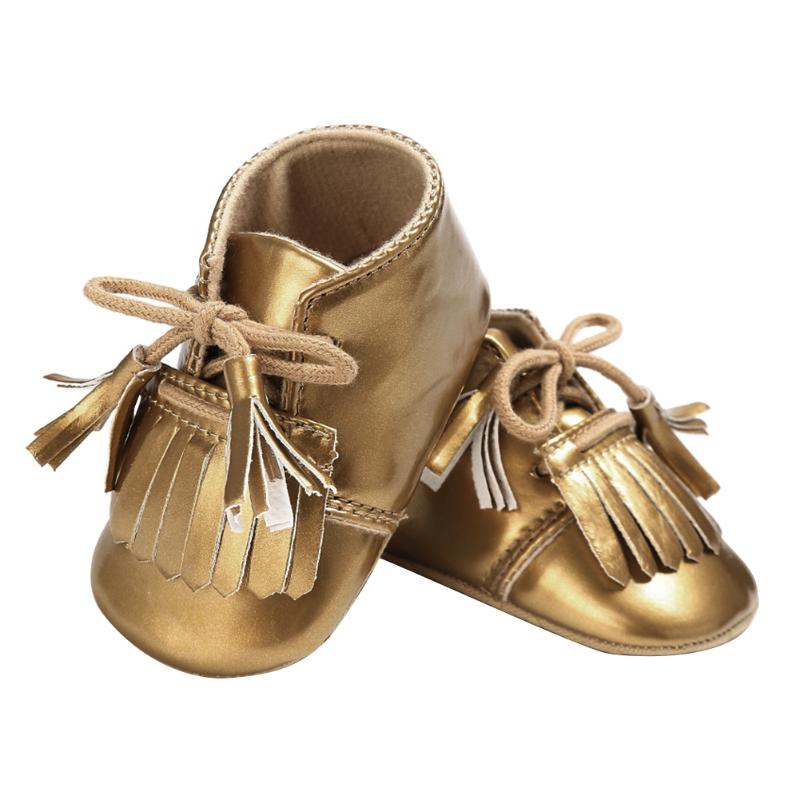 Baby Girl Shoes Tassel Sneakers Infant Toddler First Walkers Newborn Shoes Soft Sole Anti Slip Baby Moccasin Babies Prewalkers
