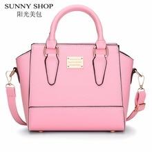 SUNNY SHOP luxury designer crossbody bags for women shoulder bag sac femme famous brands women messenger bags ladies hand bag