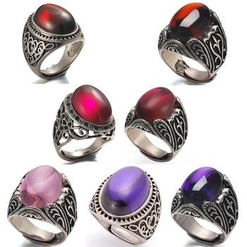 Винтажные кольца в ассортименте