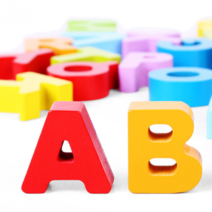Деревянные головоломки 3d Металлические Головоломки продукты паззлы для малышей Алфавит кубики для детей развивающие игрушки для детей 80B131