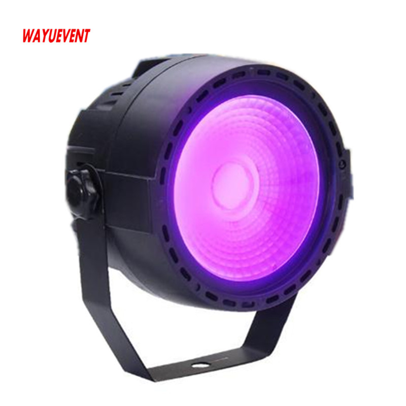 LED Par Light 30W RGB 3 In 1 COB Flat White Led Light For Party Disco Wedding Christmas Holiday Decoration