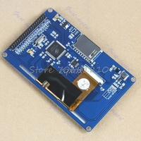 Consumer Electronics Shop Free Shipping Touch Panel Screen 4 3 TFT LCD Module Display PCB Adapter