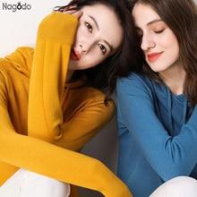 Nagodo High Quality Hoodies Women 2019 New Spring Kawaii Knitted Sweatshirt Streetwear long Sleeve Bts Hoodie Poleron Mujer