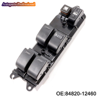 Car 84820 12460 8482012460 New High Quality Power Window Switch For Toyota Right hand driver