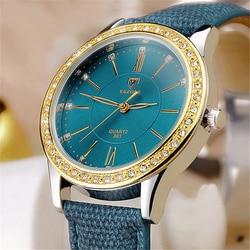 Top brand luxury fashion watch women wristwatches leather crystal diamond quartz watch ladies dress watch relogio.jpg 250x250
