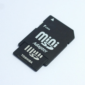 High Quality!!! 1GB Mini SD Ca