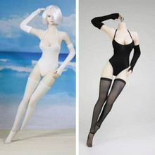 Machinery 2B Clothing Swimsuit Underwear Action-Figure-Toys Collection Sexy Black/white