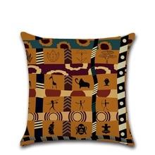 Mrs Mr Patterns Square Cotton Linen Sofa Throw Cushion Covers Home Decor Car Pillows Covers Decorative Pillow Case Almofadas цены