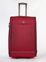 Large suitcase 2 wheels-74X46X33-Red